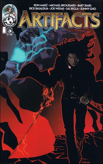Artifacts (2010) 3-A by Top Cow
