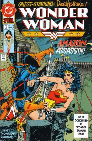 Wonder Woman Special 1-A by DC
