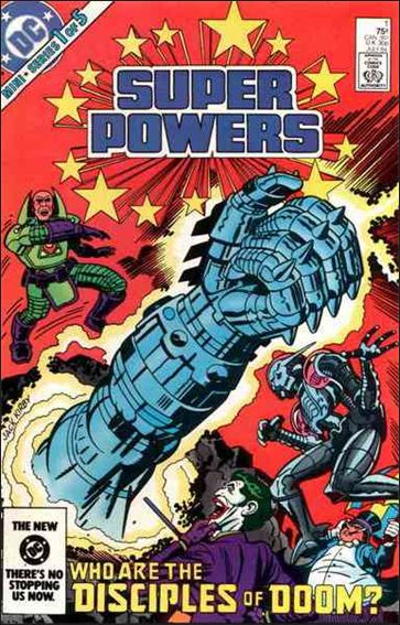 Super Powers (1984) 1-A by DC
