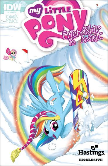 My Little Pony: Friendship is Magic 1-L by IDW