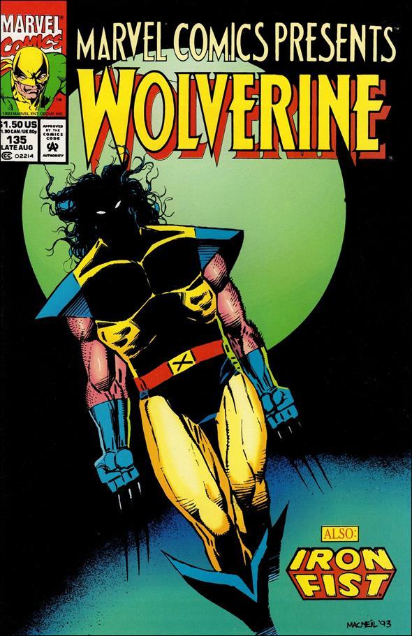 Marvel Comics Presents (1988) 135-A by Marvel