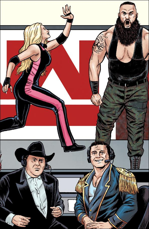 WWE 23-C by Boom! Studios