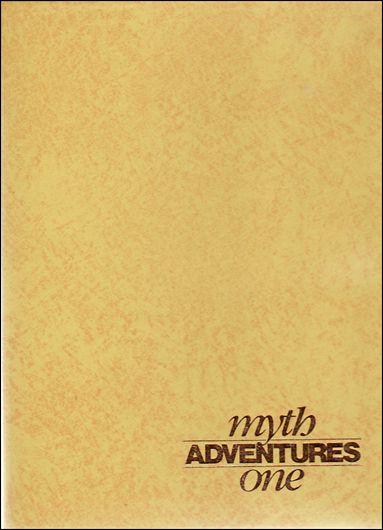 Myth Adventures One 1-A by Starblaze Graphics