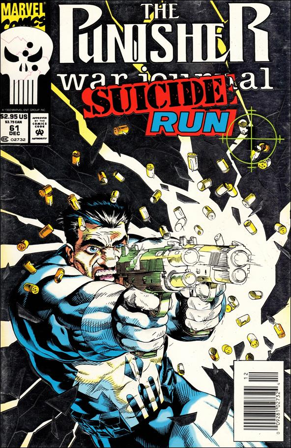 Punisher War Journal (1988) 61-A by Marvel