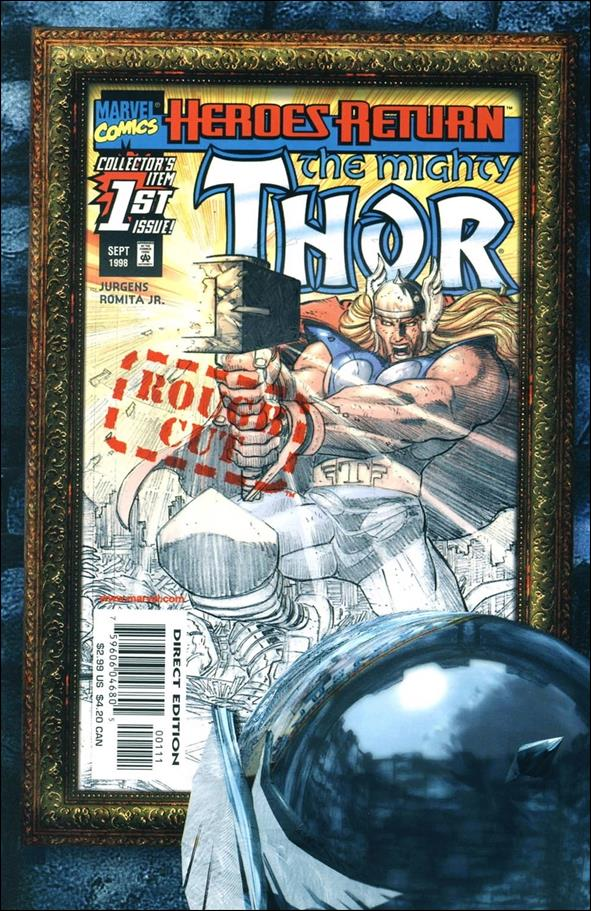Thor (1998) 1-F by Marvel