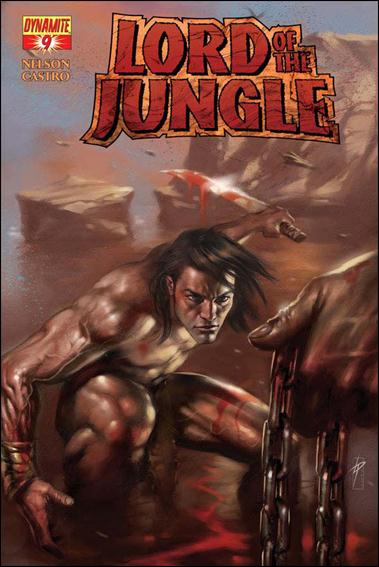 Lord of the Jungle 9-A by Dynamite Entertainment