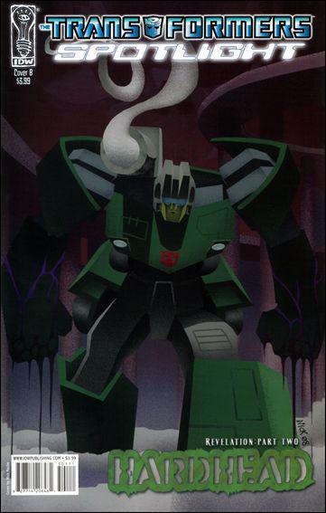 Transformers Spotlight nn17-B by IDW
