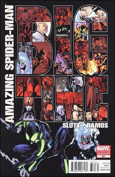 Amazing Spider-Man (1963) 651-C by Marvel