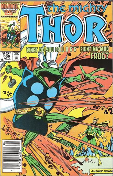 Thor (1966) 366-B by Marvel