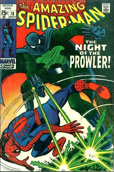 Amazing Spider-Man (1963) 78-A by Marvel