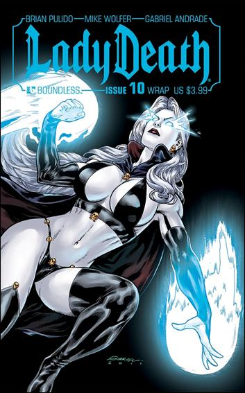 Lady Death (2010) 10-B by Boundless Comics
