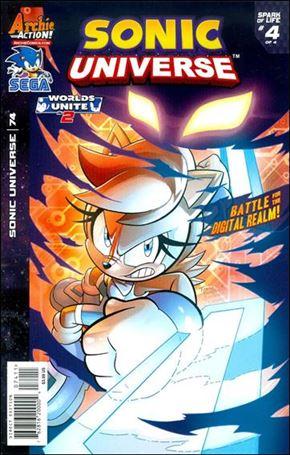 Sonic Universe 74-A
