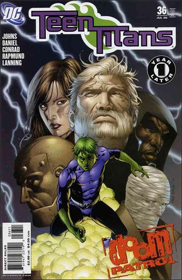 Teen Titans (2003) 36-A by DC