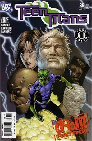 Teen Titans (2003) 36-A