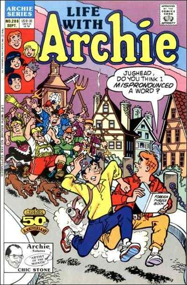 Life with Archie (1958) 286-A by Archie