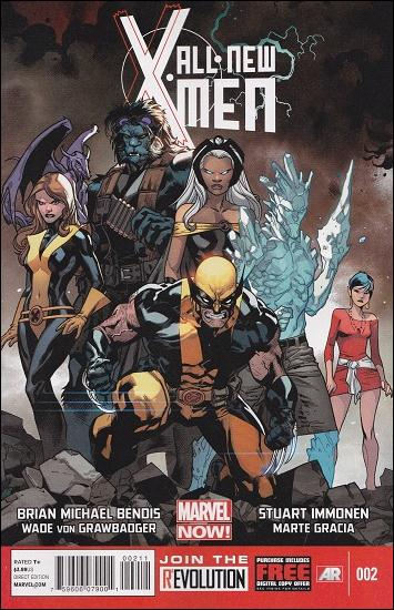 All-New X-Men 2-A by Marvel