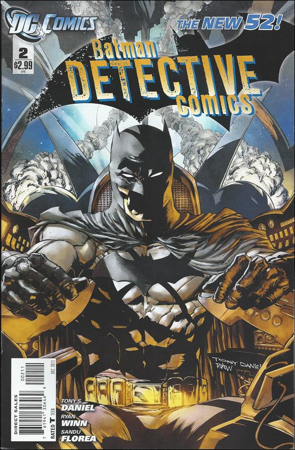 Detective Comics (2011) 2-A by DC