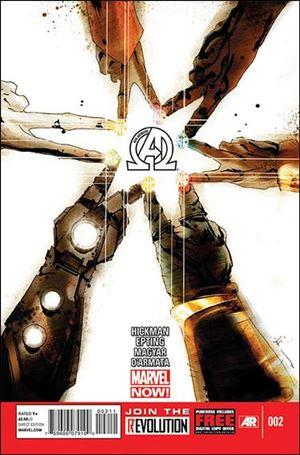 New Avengers (2013) 2-A