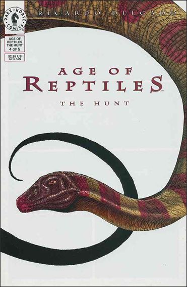 Age of Reptiles: The Hunt 4-A by Dark Horse