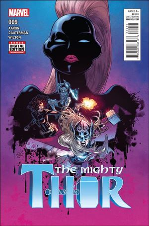 Mighty Thor (2016) 9-A