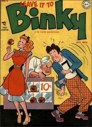 Leave it to Binky 5-A
