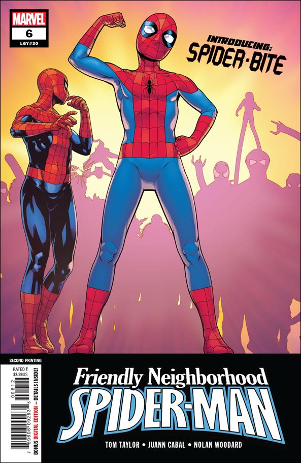 Friendly Neighborhood Spider-Man (2019) 6-C by Marvel