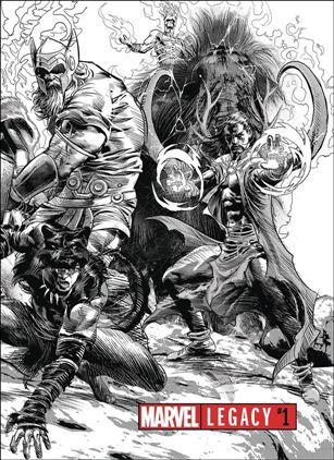 Marvel Legacy 1-N