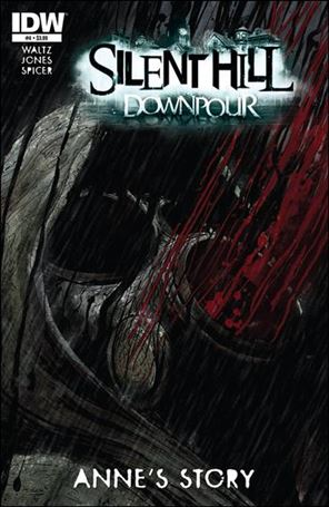 Silent Hill Downpour: Anne's Story 4-A