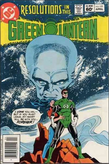 Green Lantern (1960) 151-A by DC