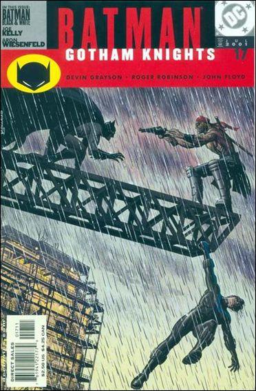 Batman: Gotham Knights 17-A by DC