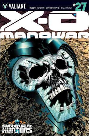 X-O Manowar (2012)  27-A