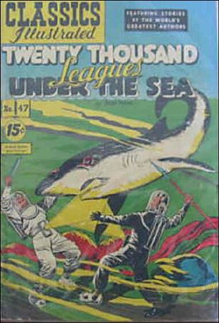 Classic Comics/Classics Illustrated 47-D
