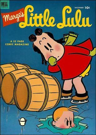 Marge's Little Lulu 54-A