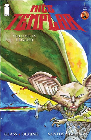 Mice Templar Volume IV: Legend 1-A by Image