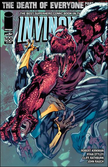 Invincible 100-D by Skybound Entertainment