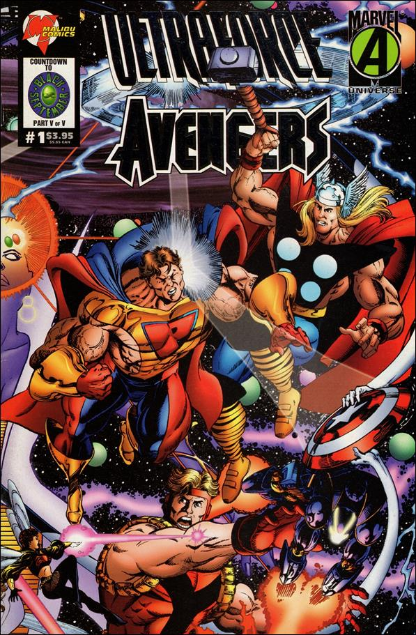 UltraForce/Avengers 1-A by Malibu