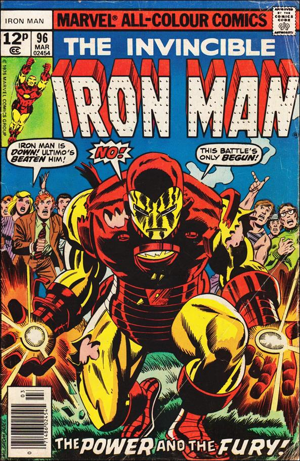 Iron Man (1968) 96-B by Marvel