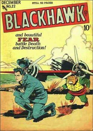 Blackhawk (1944) 22-A