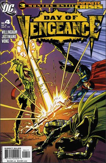 Day of Vengeance 4-A by DC