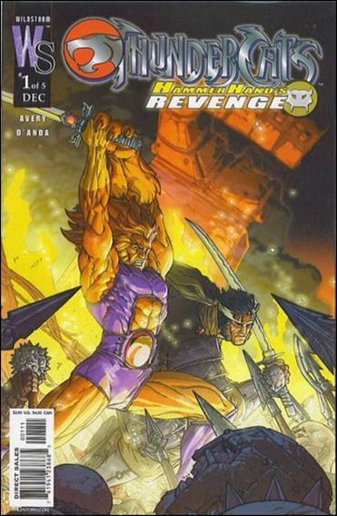 ThunderCats: Hammerhand's Revenge 1-A by WildStorm