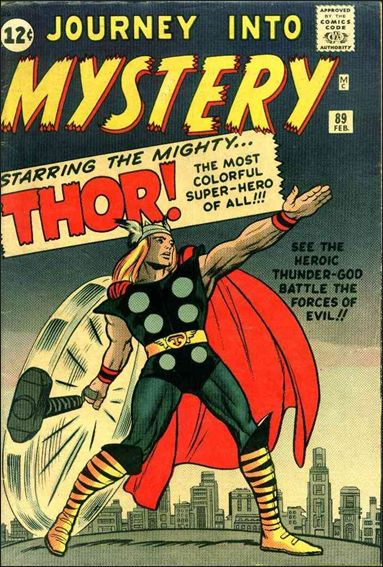 Journey into Mystery (1952) 89-A by Marvel