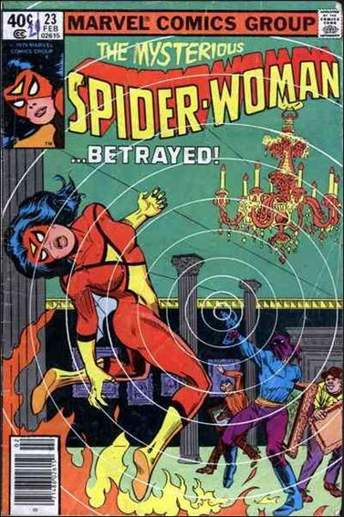 Spider-Woman (1978) 23-A by Marvel