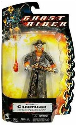 Ghost Rider Movie Caretaker, Jan 2007 Action Figure by Hasbro