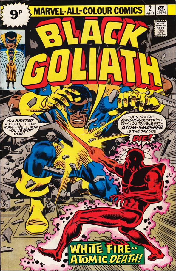 Black Goliath 2-B by Marvel