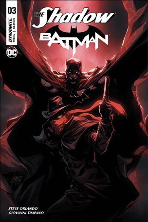 Shadow / Batman 3-D