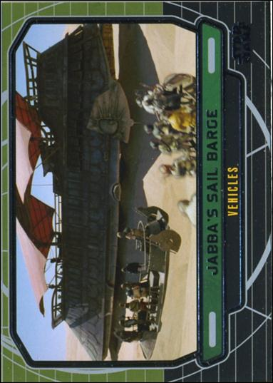 Star Wars Galactic Files (Base Set) 286-A by Topps