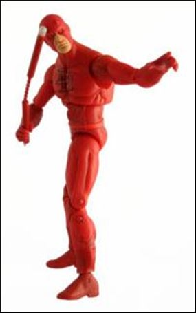 Marvel Universe (Series 1) Daredevil (Red Costume) - Loose