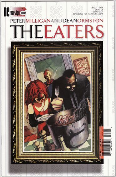 Vertigo Voices: The Eaters 1-A by Vertigo