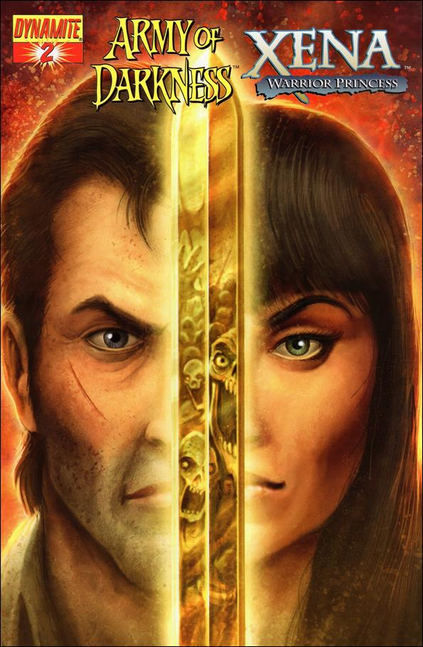Army of Darkness/Xena 2-A by Dynamite Entertainment