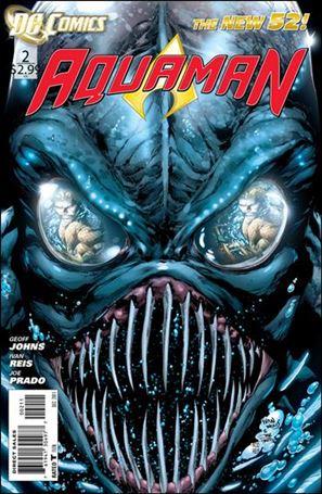 Aquaman (2011) 2-A